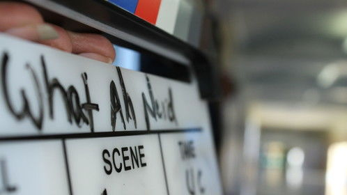 What Ah Nerd Movie behind the Scenes Pictures Day 2