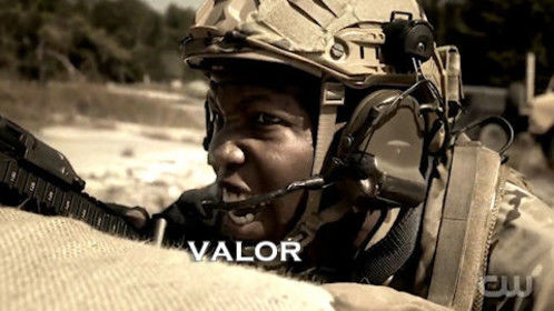 Valor on The CW