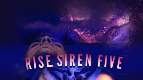 Rise Siren Five by SS Delaunay. Edgy, submersive Sci-Fi Novel