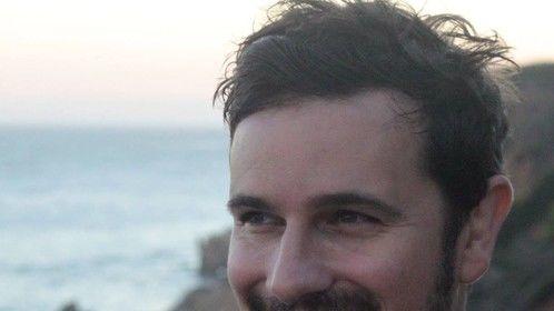 Matt Brookens thinking about filmmaking