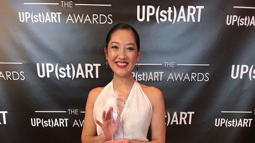Artist of the Year UP(ST)ART Awards 2018