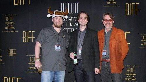 "Attending Beloit International Film Festival with ""Go West Happy Cow"""