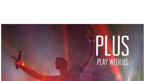 """Reality Show: PLUS """"Play With Us"""""""