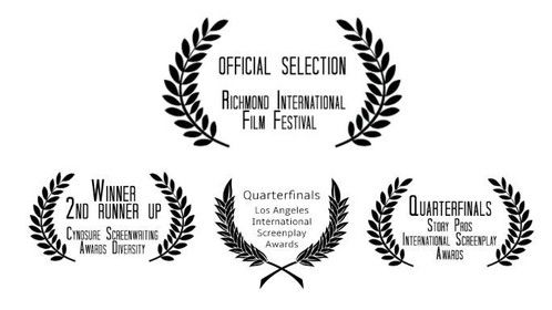 Morpho screenplay contest and film festival placements.