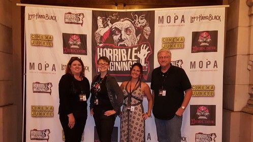 Presentation - Horror Writing at Horrible Imaginings Film Festival 2017