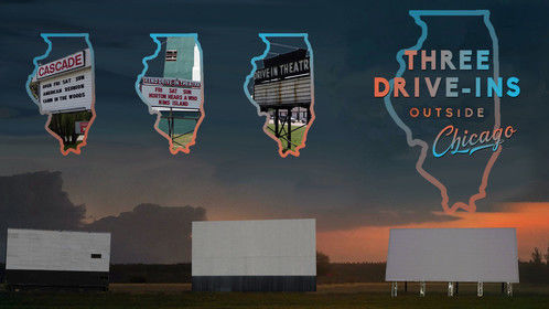 My current documentary about the closing of 3 of Chicago's last drive-in movie theaters.