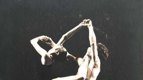 "Stephanie Herman with Floris Alexander- George Balanchine's ""AGON"""