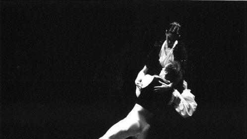 """Rudolf Nureyev & Stephanie Herman - Nureyev's Choreography of """"MANFRED"""""""