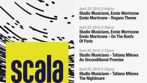 #soundtracks #filmmusic #composer #tatianamikova