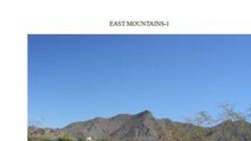 FREE 320-acre filming site in Casa Grande, AZ.