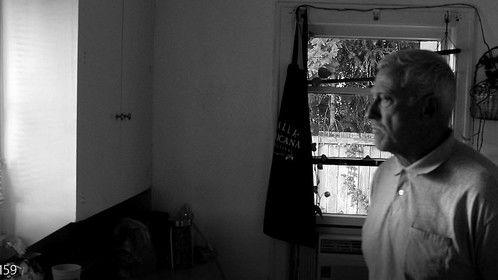 Actor Tom Remick in the LgN Production, JZ Murdock short horror film, Gumdrop.