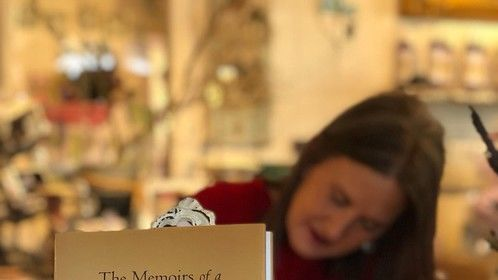 1st Book Signing for The Memoirs of a Married Woman