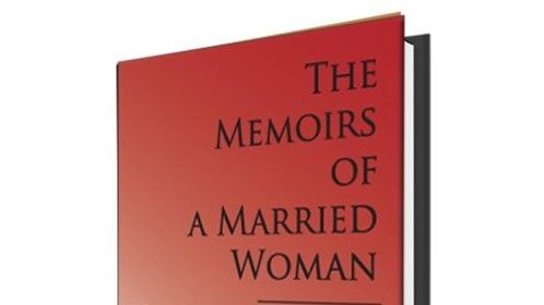 Cover for memoir #2 of The Memoirs of a Married Woman