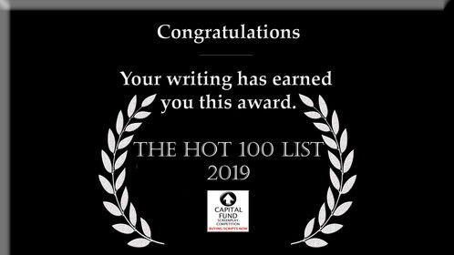 Capital Fund Screenplay Competition - The Hoy 100 List 2019