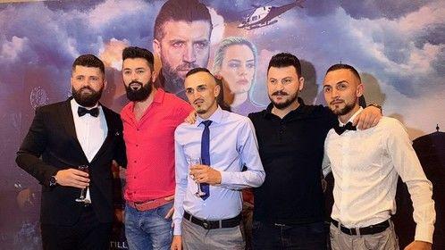 Balkan Blood Film Premier