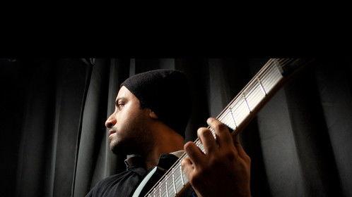 JAZZ CONCERT JISHNU DASGUPTA GUITARIST INDIA