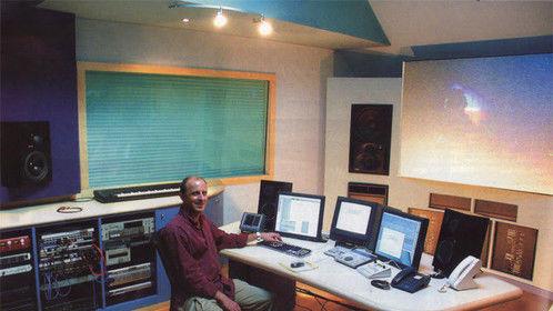 Control Room A @Mach2 Milano-Itlay