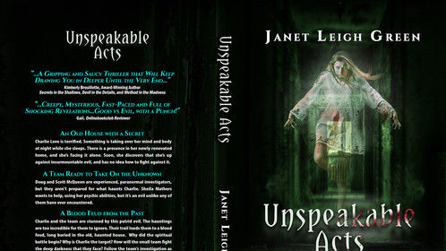 Unspeakable Acts by Janet Leigh Green, Edited by Kimberly Brouillette