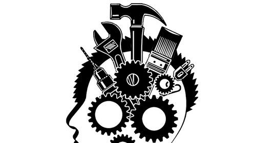 Dreamweaver's Workshop Logo, Designed by Kimberly Brouillette