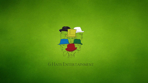 The new Logo of 6 hats @2018