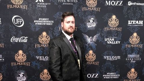 FilmQuest 2019 Red Carpet Awards Show, Top 15 Feature Screenplays - for SOL, Sci-Fi TV Pilot.