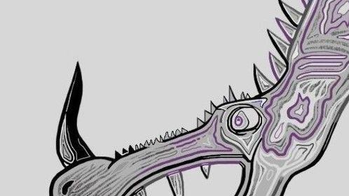 Cool Creature Sketch: ZEAC