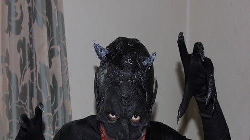 Demon in character