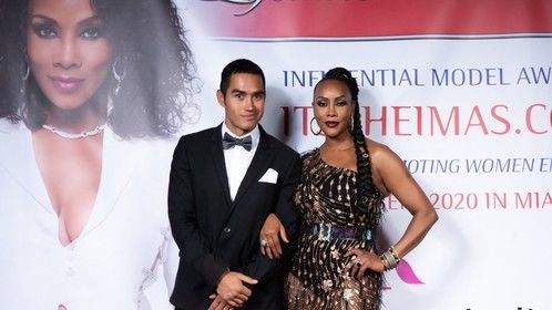 International Widescreen and IndieWise Film Festival Las Vegas 2019 #GetIndieWise #DarwinReina With Vivica A. Fox