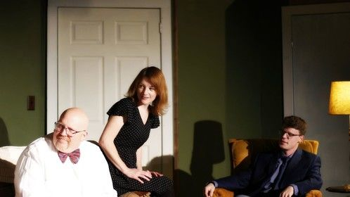 Larry Shue's THE NERD at Tree City Playhouse
