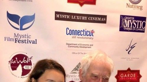 Meeting Austin Pendleton at the Mystic Film Festival