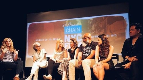 Starfish screening at Chain Film Festival in NYC!