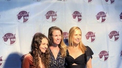 Starfish was the opening film at The Mystic Film Festival. I was so lucky to attend with the two other leads!