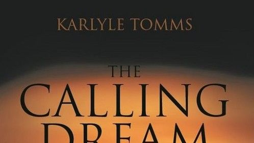 "Front Cover, ""The Calling Dream"""