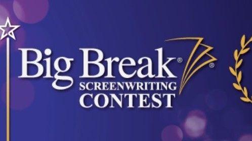 Quarterfinalist in the Big Break Screenwriting Contest