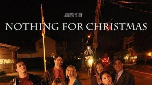 Nothing For Christmas Poster