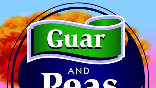 Guar and Peas