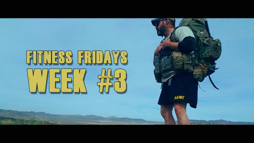 Fitness Fridays series youtube.com/thetsfchannel
