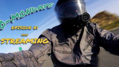Moto-Mondays marketing poster. youtube.com/thetsfchannel