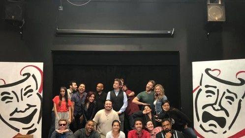 Real Acting Season 2 Wrap Party