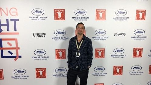 Opening night of Cannes Marche du Film