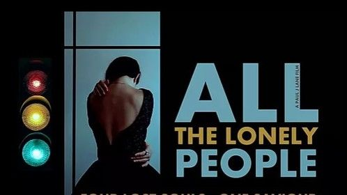 All The Lonely People - in production 2020