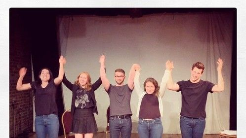 SisterWives (sketch comedy) at Brooklyn Comedy Collective