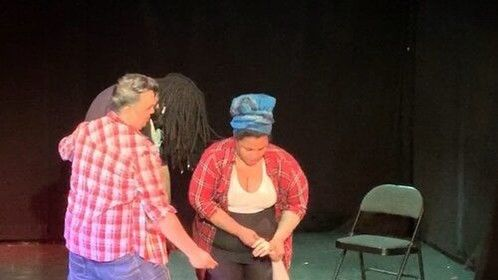 Rufus Khan (improv troupe) at The Players Theatre