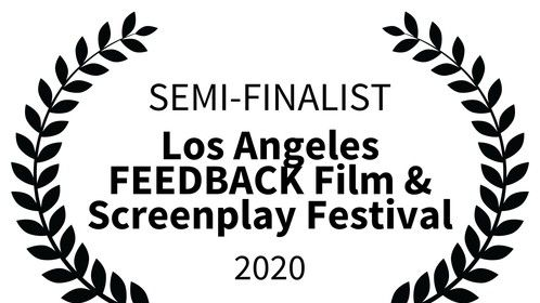 Secret Library by Laurel King chosen as SEMI-FINALIST by the Los Angeles FEEDBACK Film & Screenplay Festival 2020