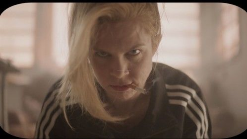 """""""Mail Fraud Mary"""" in the short film, """"Space Trash"""""""
