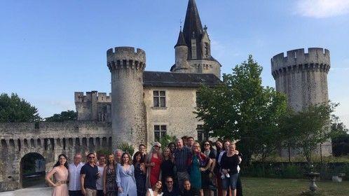 Rocaberti Writers Retreat, France July 2019