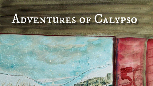 Adventures of Calypso - children's book