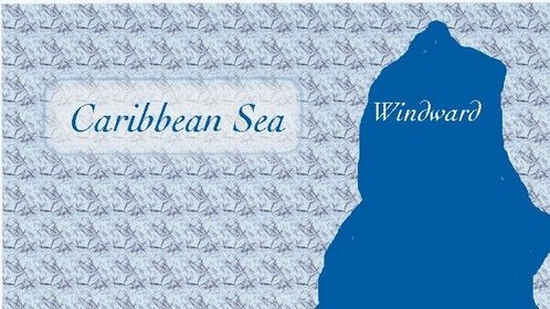 My WIP is a trilogy of mysteries that take place on the fictional island of Kayakoo in the Lesser Antilles.