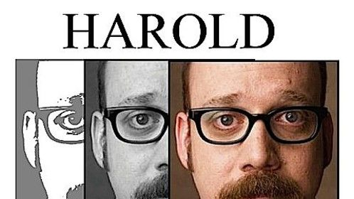 Harold & Roxie - A RomDram screenplay in progress