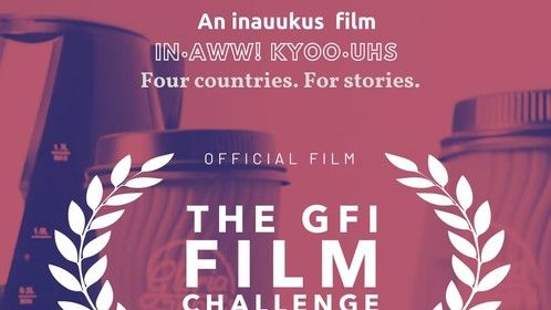 Official poster for GFI Film Challenge entry